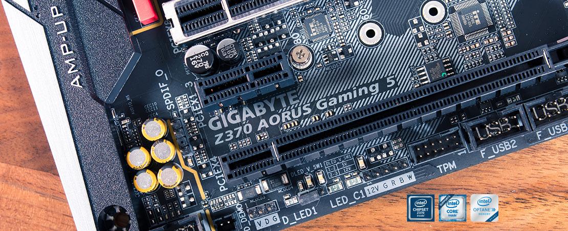 5 Gaming Reasons to get the Z370 AORUS Gaming 5 | AORUS