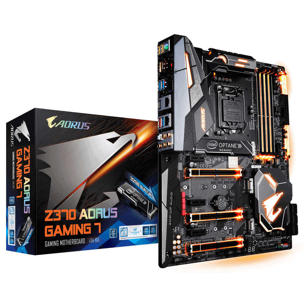 [ TECH ] Get More For Less With The Z370 AORUS GAMING 7-OP