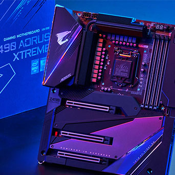 AORUS Z490 Gaming Motherboards: Master the Xtreme